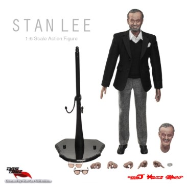 Stan Lee Action Figure 4