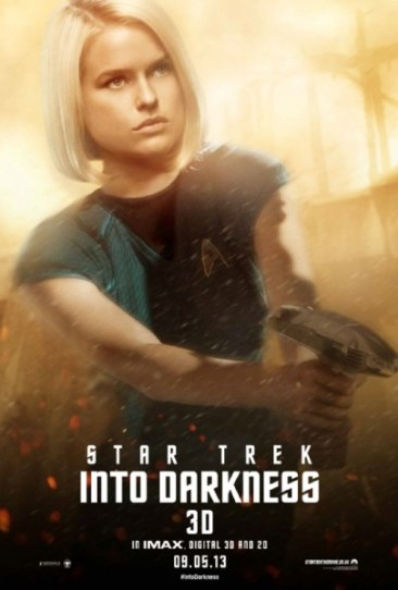 Star Trek Into Darkness - Carol Marcus