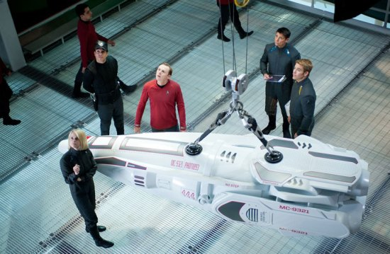 Star Trek Into Darkness MC-9321