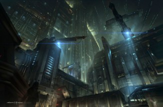 Star Wars 1313 Concept Art 11