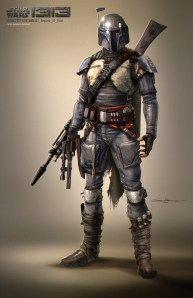 Star Wars 1313 Concept Art 7