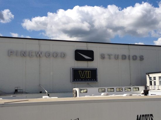 Star Wars 7 Pinewood