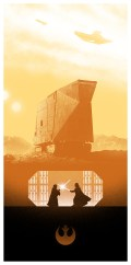 Star Wars A New Hope by Marko Manev