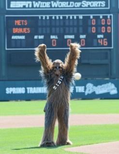 Star Wars-Atlanta Braves spring training (5)