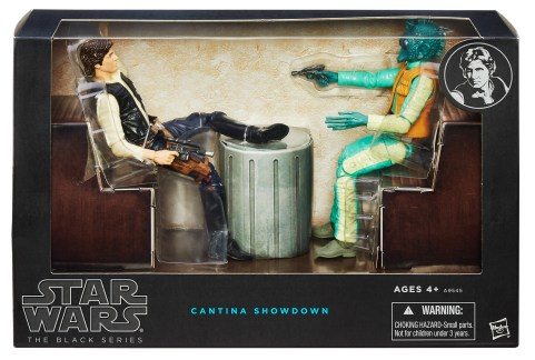 Star Wars Black Series - Cantina Showdown