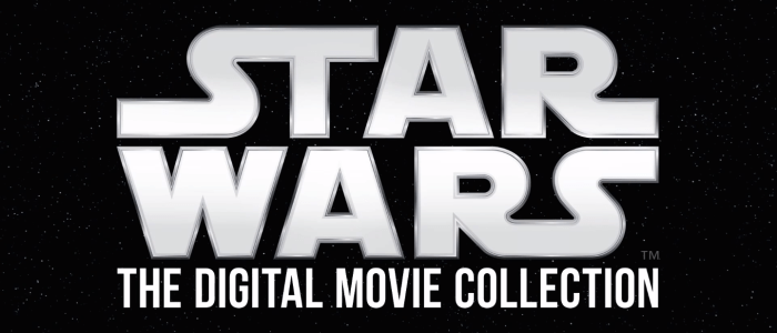 Star Wars Digital special features