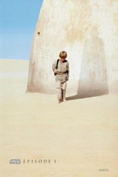 Star Wars Episode 1 Teaser Poster