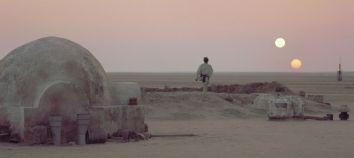 Star Wars Luke Skywalker Tatooine
