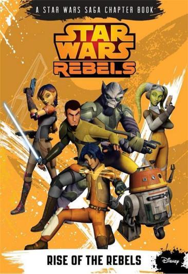 Star Wars Rebels Book 2