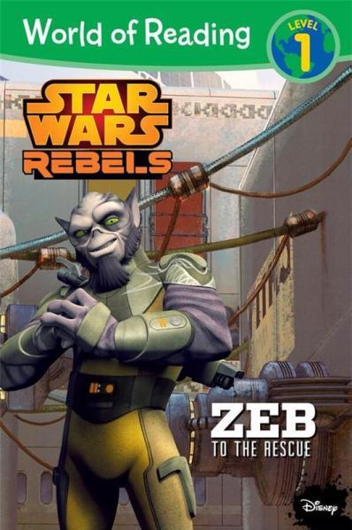 Star Wars Rebels Book 3