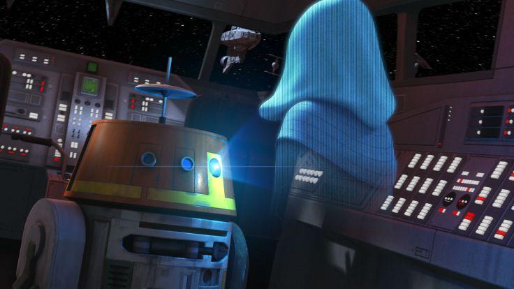 Star Wars Rebels finale 9
