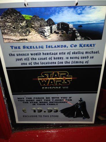Star Wars Skellig Michael Merch 2