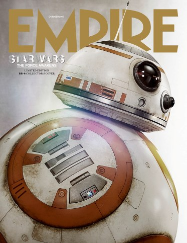 Star Wars The Force Awakens Empire cover