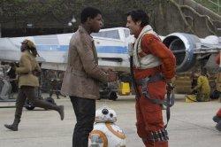 Star Wars The Force Awakens Poe Dameron