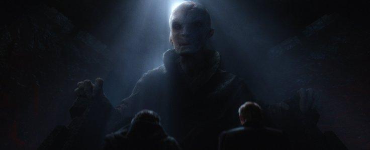 Snoke Darth Plagueis Theory