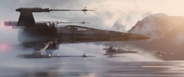 Star Wars The Force Awakens X-wings