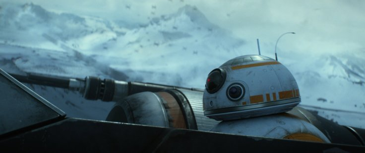 Star Wars The Force Awakens bb-8 3