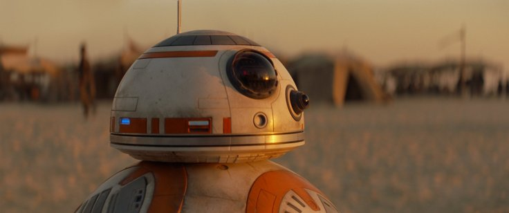 Star Wars The Force Awakens bb-8