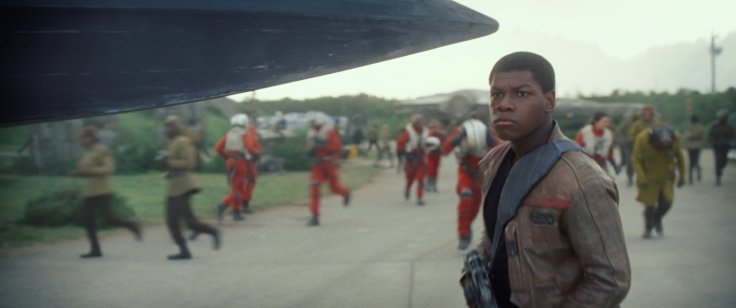 Star Wars The Force Awakens finn 2
