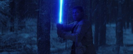 John Boyega Screen Test