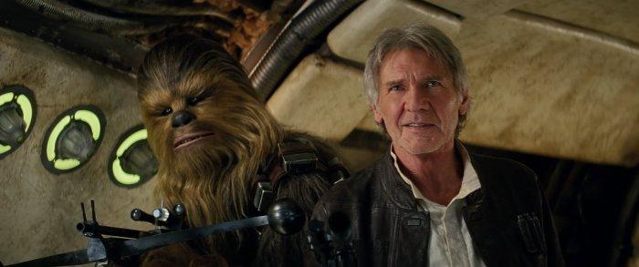 Chewbacca Actor