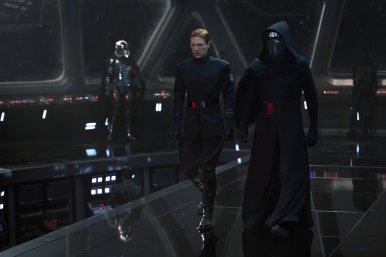 Star Wars The Force Awakens hux kylo ren