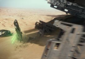 Star Wars The Force Awakens jakku 4