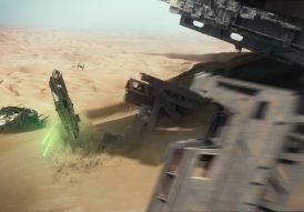 Star Wars The Force Awakens jakku 4