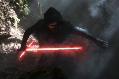 Star Wars The Force Awakens kylo ren 4