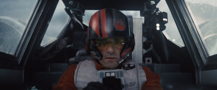 Star Wars The Force Awakens poe dameron 3