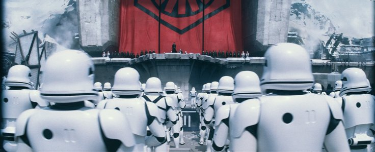 Star Wars The Force Awakens starkiller base