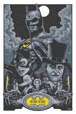 Steven Holliday - Batman Returns