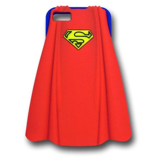 Superman-Caped-iPhone-5-Case