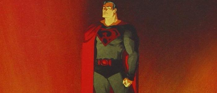 Superman Red Son movie