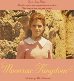 Suzy Bishop - Moonrise Kingdom