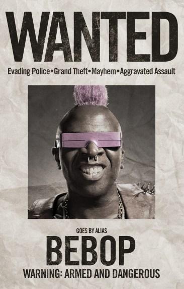 TMNT2 poster - Bebop