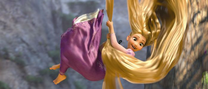 Tangled stage musical