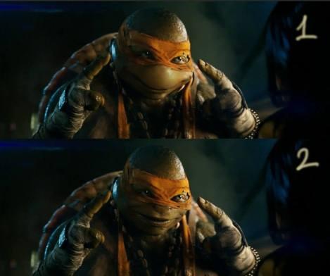 Teenage Mutant Ninja Turtles fan fix