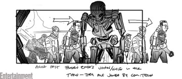 Terminator Genisys storyboard 5