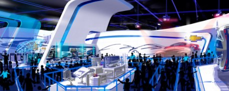 Test Track Tron 3