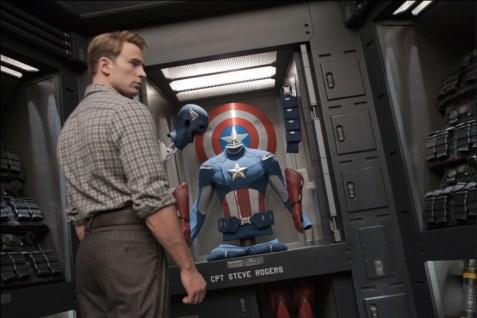 The Avengers Cap Costume