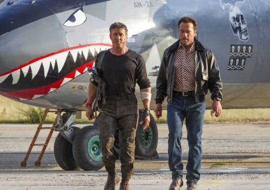 final Expendables 3 trailer