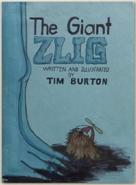 The Giant Zlig Cover