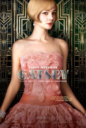 The Great Gatsby - Carey Mulligan as Daisy
