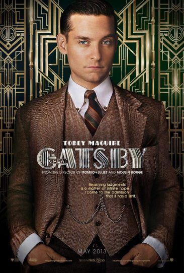 The Great Gatsby - Tobey Maguire as Nick