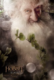 The Hobbit An Unexpected Journey - Balin