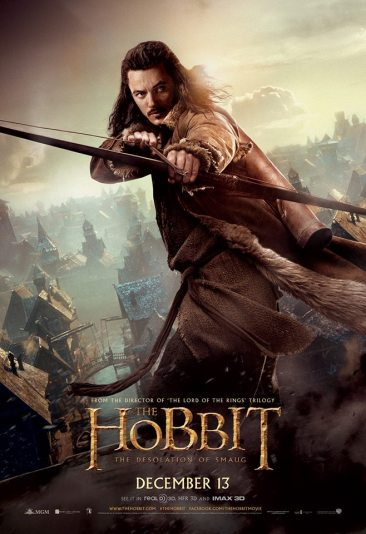 The Hobbit The Desolation of Smaug - Bard