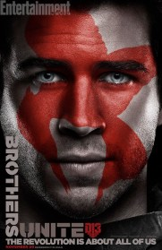 The Hunger Games Mockingjay Part 2 - Liam Hemsworth as Gale