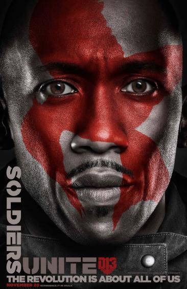 The Hunger Games Mockingjay Part 2 - Mahershala Ali as Boggs