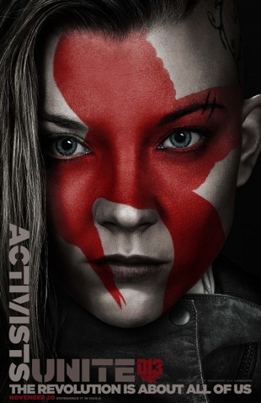 The Hunger Games Mockingjay Part 2 - Natalie Dormer as Cressida